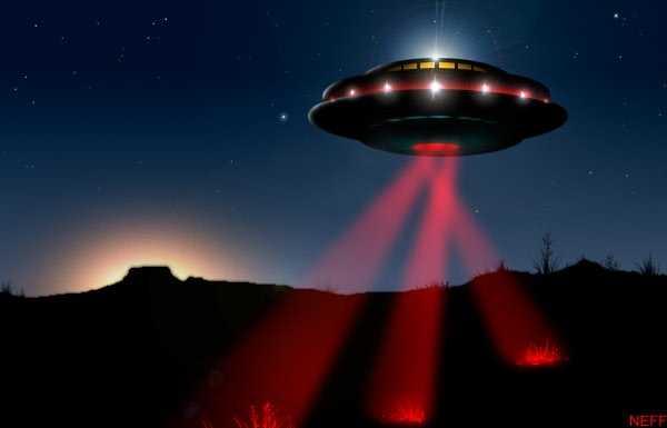 Rencontre ovni extraterrestre