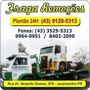 GUINCHO FRAGA